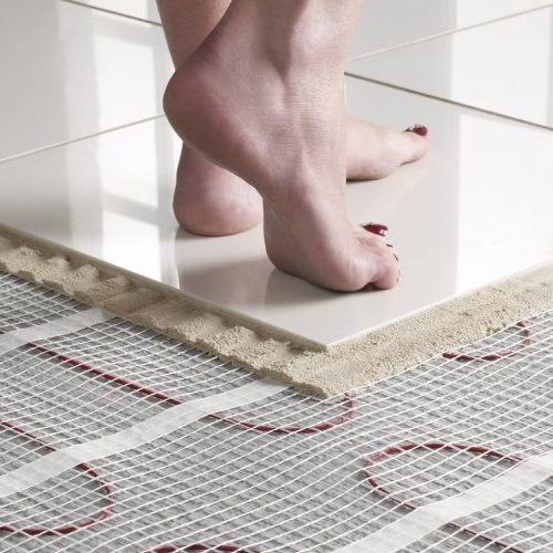 Under Tile Floor Heating